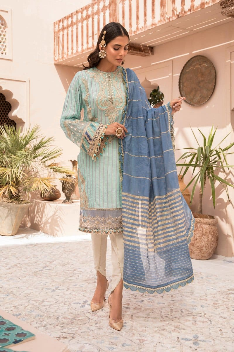 MARIA B   EID LAWN Collection   D7