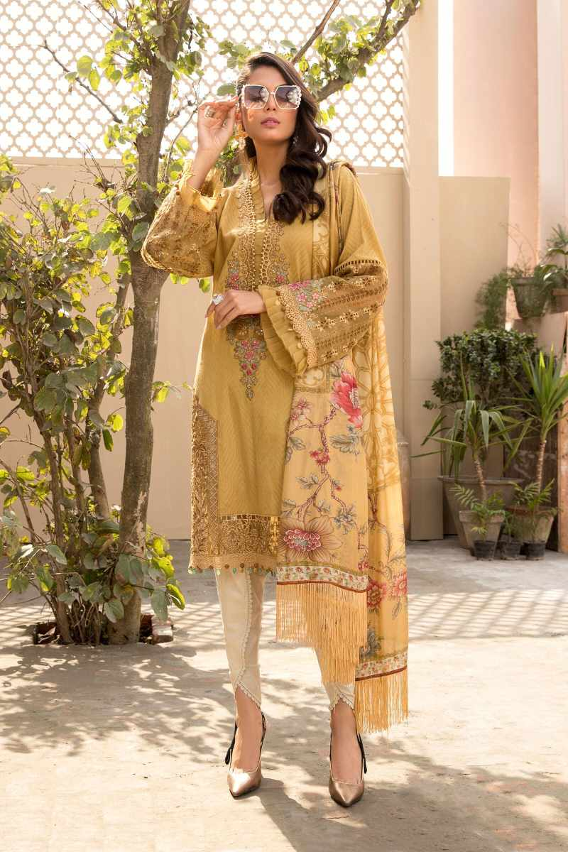 MARIA B | EID LAWN Collection | D9