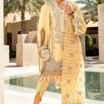 SHIZA HASSAN | LUXURY LAWN COLLECTION 2021 | 2-B JAHARA