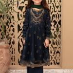MARIA B | KIDS COLLECTION | Suit Blue MKD-EF21-23