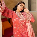 SHIZA HASSAN | LUXURY LAWN COLLECTION 2021 | 4-A NOOR