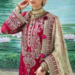 AFROZEH | SHEHNAI WEDDING Collection'21 | NELOFERI-09