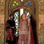 MARYUM N MARIA | BRIDAL DRESSES | Bridal Lehenga (C-02)