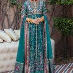 AFROZEH | HAYAT WEDDING COLLECTION'21 | KHIRAD