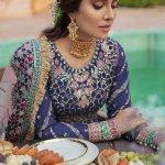 AFROZEH | HAYAT WEDDING COLLECTION'21 | ANOUSH