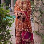 AFROZEH | HAYAT WEDDING COLLECTION'21 | DAR E JAAN