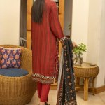 LAKHANY | WINTER EMBROIDERED VOL-01 | WLC-5035