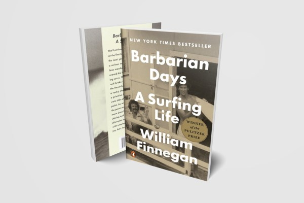 barbarian days surf book