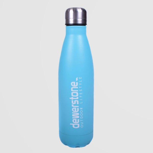 dewerstone MATTE BOTTLE HOT COLD BABY BLUE