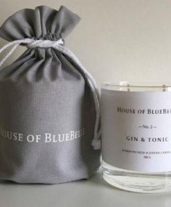 Two Wick Jar Candle Gin & Tonic