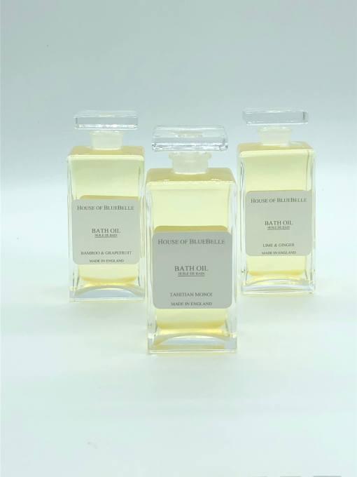 Bath Oils 4