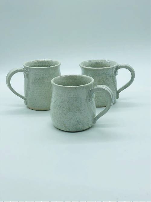 Rustic Hand Thrown Mug
