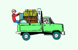 Shifting Truck and Pickup