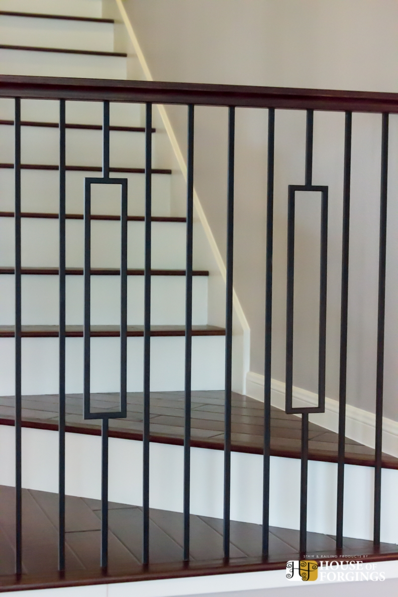 Square Iron Balusters Six Install Options Field Tested | Installing Square Top Balusters
