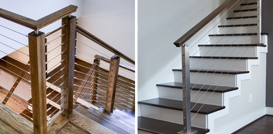 Affordable Cable Railing Kits | Pre Assembled Stair Railing | Pressure Treated | Aluminum Stair | Deck Railing Systems | Cable Railing Kit | Deckorators