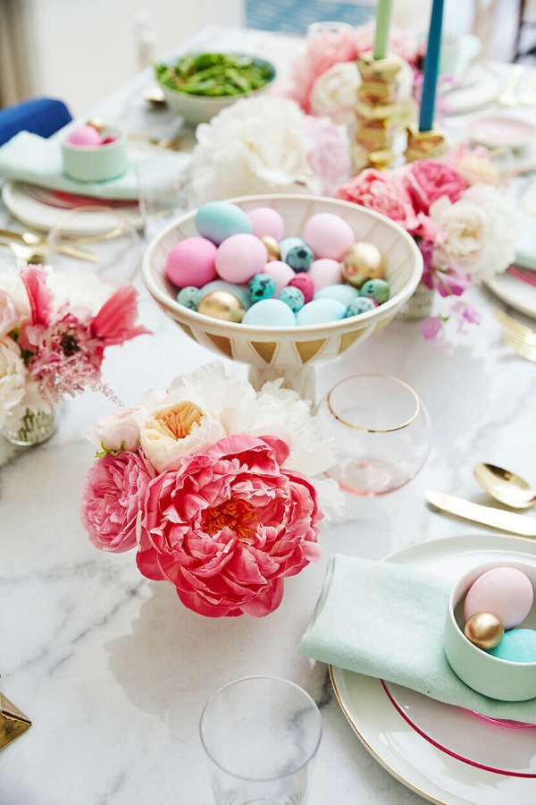 Easter Decor Inspiration House Of Hargrove