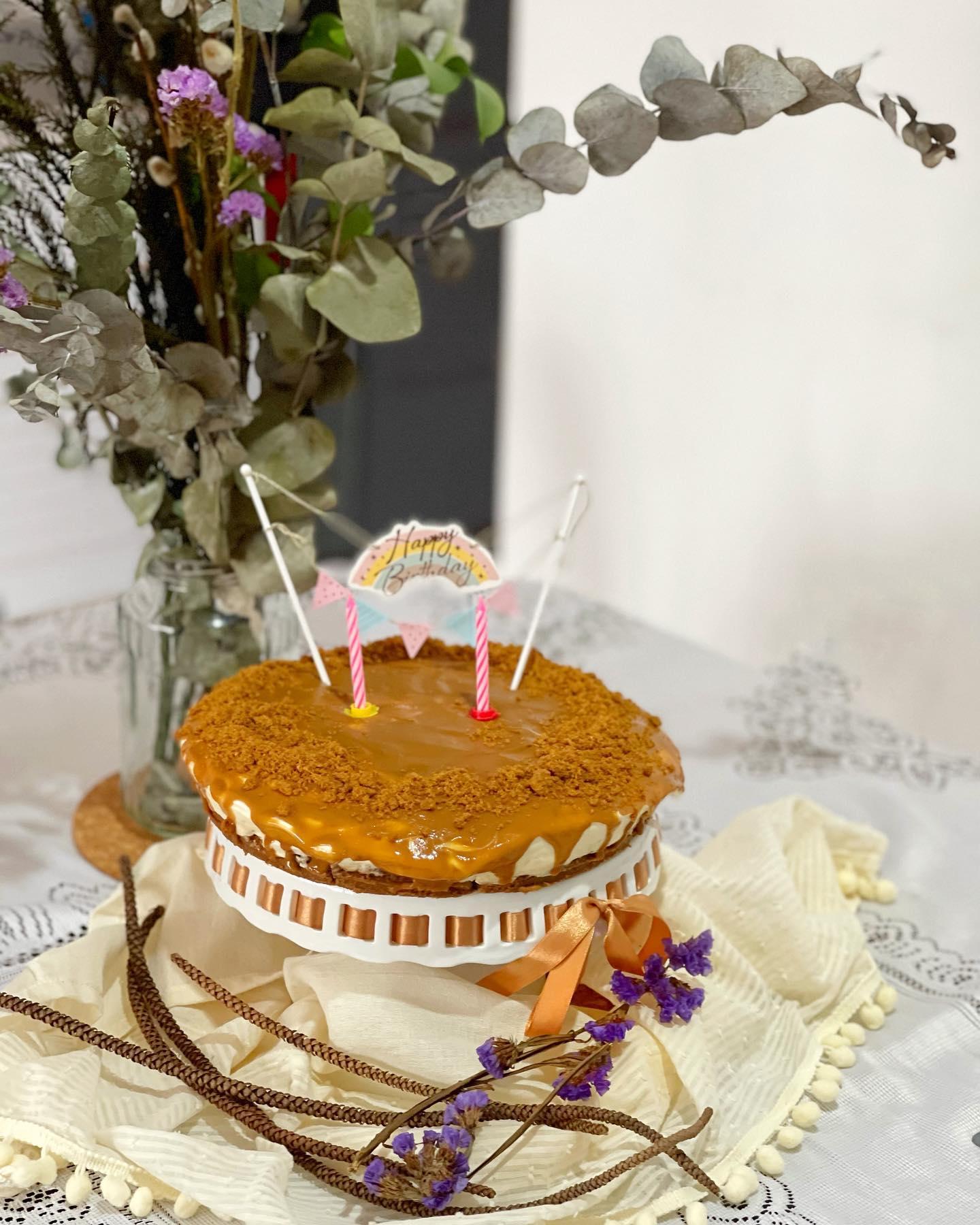 Biscoff Cheesecake Tiramisu  - House of Hazelknots
