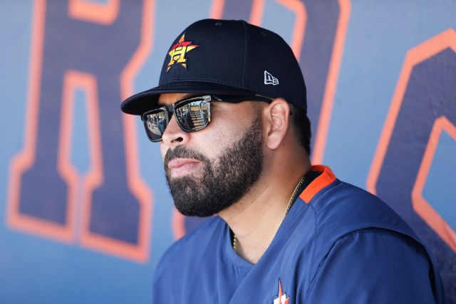 Houston Astros: Jose Urquidy not with team because of a 'condition'