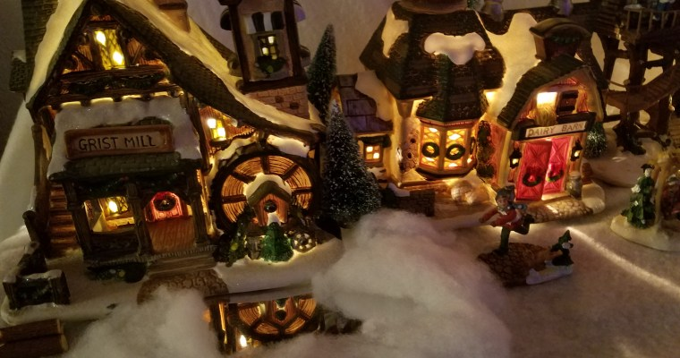 Little Christmas Village