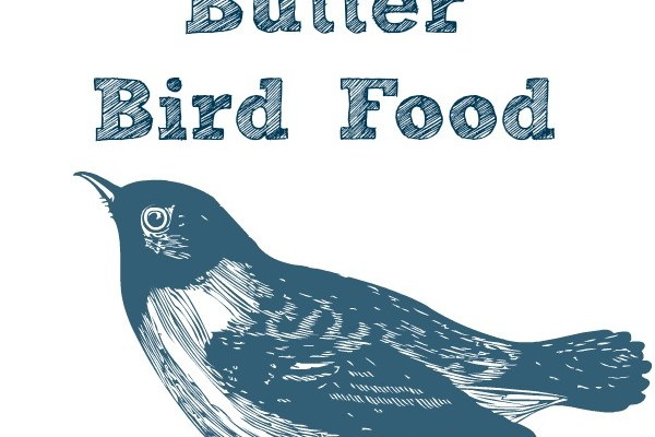 "DIY Peanut Butter Bird ""Suet"""