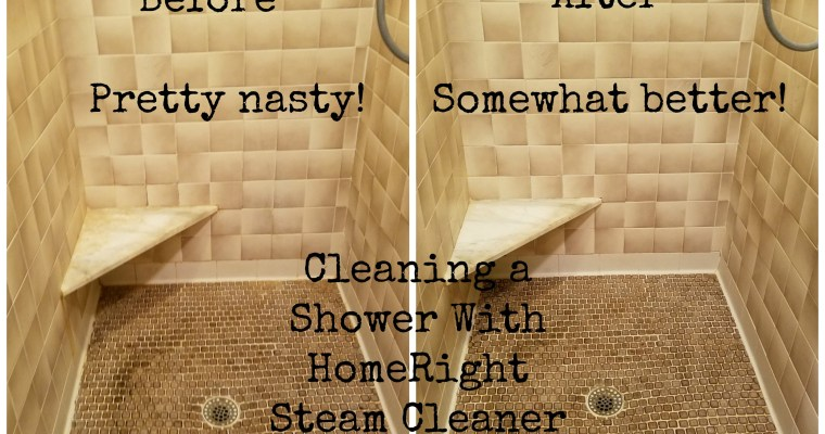 Dealing With A Dirty Shower