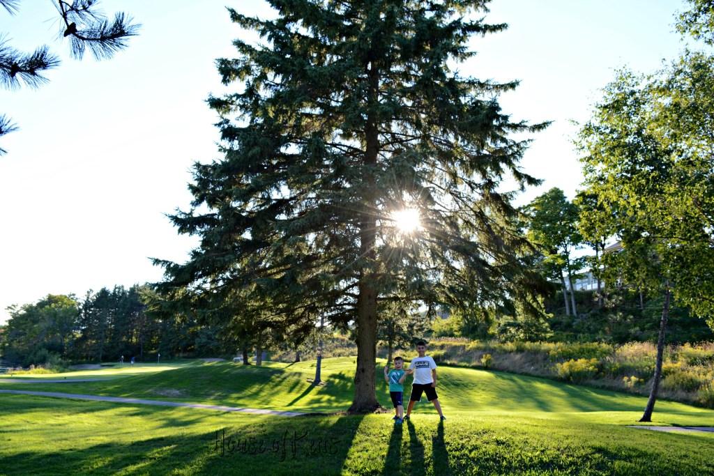 deerhurst resort golf course