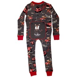 lazy ones hockey pajamas for kids flapjacks