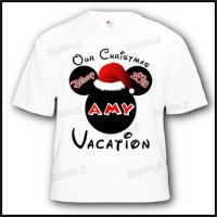 disney vacation family shirts