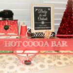 How to Style a Hot Cocoa Bar + FREE Printables