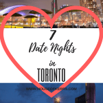 date nights in toronto the six the 6ix