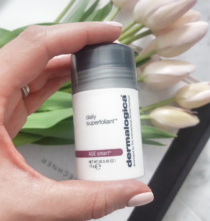Dermalogica's age smart superfoliant