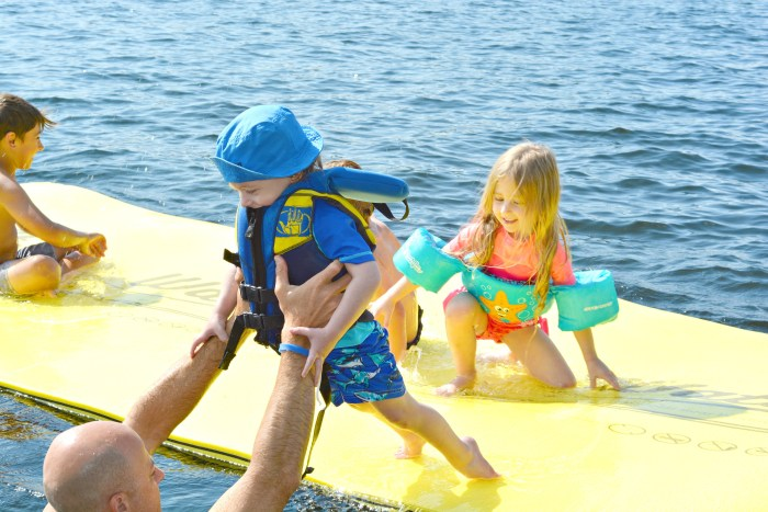 Review of the Junior Wateraft