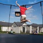 End of Summer Springfree Trampoline Canada GIVEAWAY. Tgoma Technology l HOUSE OF KERRS - Family + Lifestyle Blog