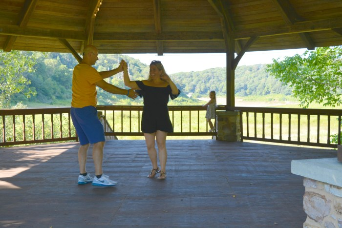 Dance Like No One's Watching | Mountain Lake Lodge | Kellerman's Mountain House | Dirty Dancing Resort