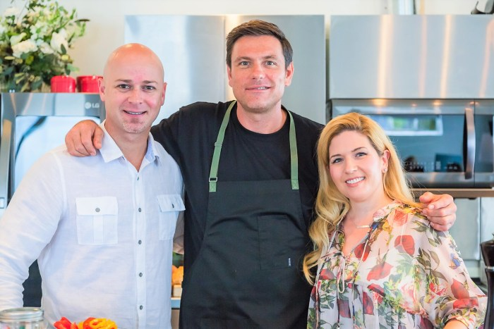 Photo by: Hamish Birt | Chef Chuck Hughes | LG Canada | LG Kitchen Suite