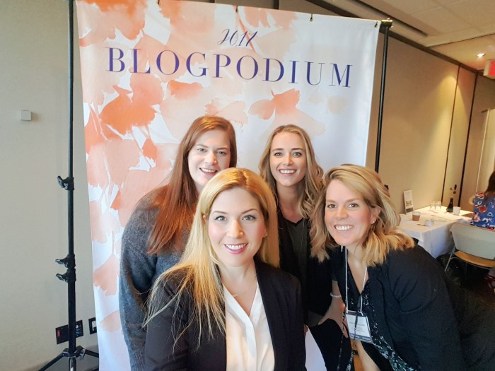 BlogPodium Toronto 2017