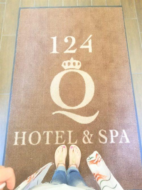 124 on queen spa girlfriends getaway