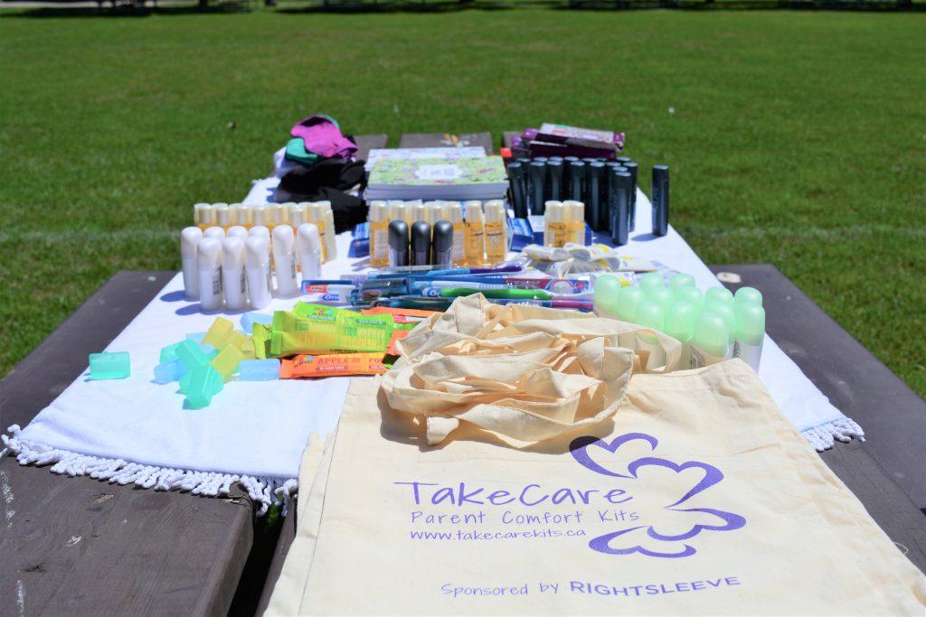 Local Love | #LocalLove | Take Care Kits