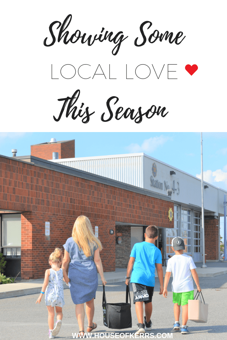 Show Some Local Love This Fall | LocalLove.ca | The Good News Letter | Simple Ways to Give Back as a Family York Region
