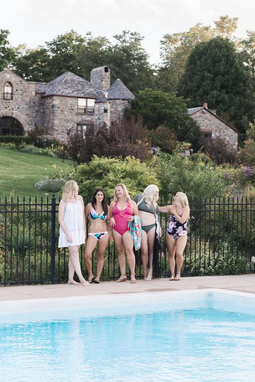 Ste. Anne's Spa Springwater Pool