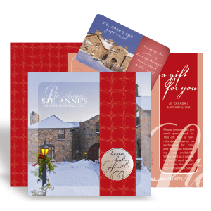 Holiday GIVEAWAY to Ste. Anne's Spa | Experience Gifts | CBD Skincare | Wellness Retreat | Ontario Spas | Spa Gifts Canada