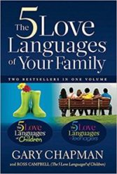 Love Languages of Your Family Book