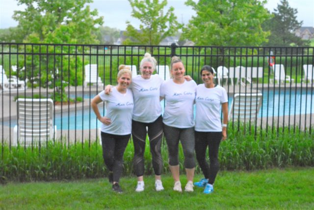 Mom Camp Grey County Ambassadors | Matching girlfriends' tshirts