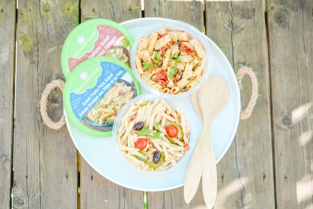 Ready to serve pasta salads | Summer Fresh