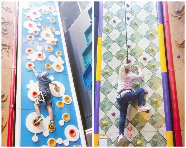 clip n climb laval mom son date