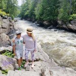 Fun for the whole family in Quebec | Where to Stay, Eat & Explore in La Belle Province for your next family adventure | Best Family Resorts Hotels Quebec