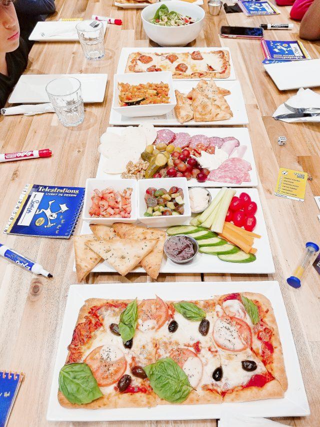play and dine at premier joueur laval | pub-style menu family friendly