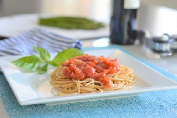 Easy Peasy No-Meat Sauce that can convert to a 3-in-1 sauce | La Cucina di Kerrs | Meatless Meals | 20 Minute Recipes