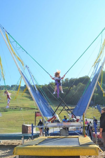 Eurobungy Tremblant House of Kerrs Travel