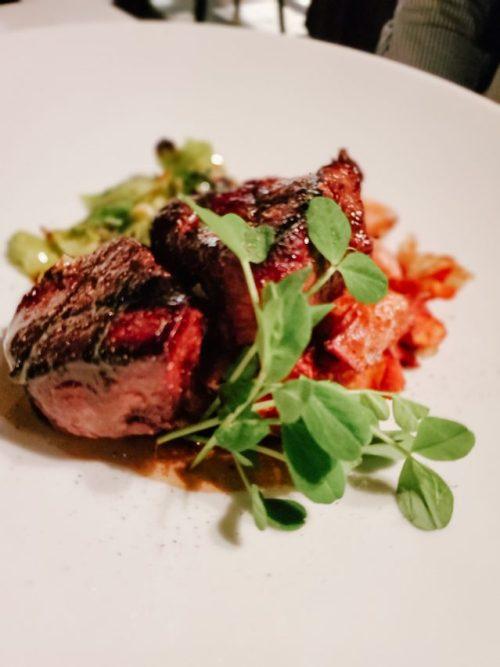 Beef Tenderloin Oban Restaurant